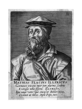 Mathias Flacius Illyr.