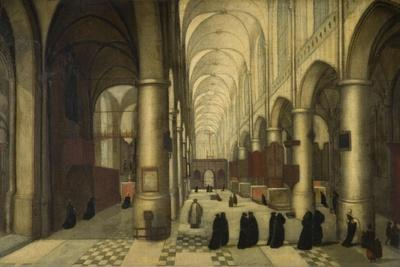 St. Pieters at Louvain, a Christening Party