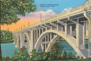 Henley Street Bridge, Knoxville