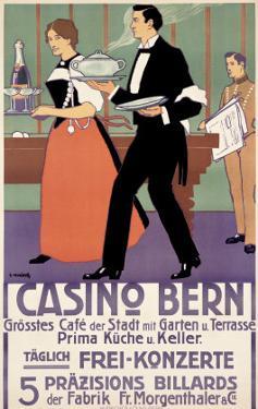 Casino Bern by Henliross