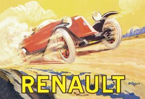 Renault by Henri Bellery-desfontaines
