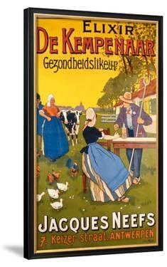 Eixir de Kempenaar by Henri Cassiers