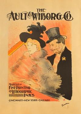 Au concert II by Henri de Toulouse-Lautrec