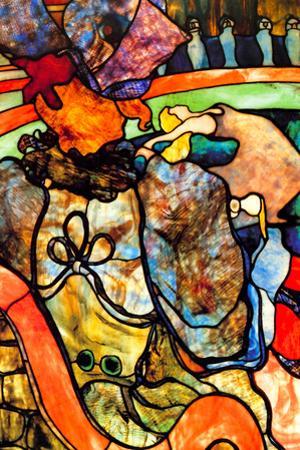 Henri de Toulouse-Lautrec In the Circus Art Print Poster