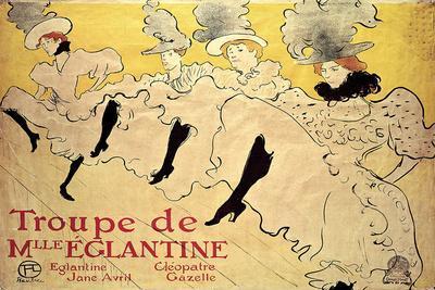 La Troupe de Mademoiselle Eglantine