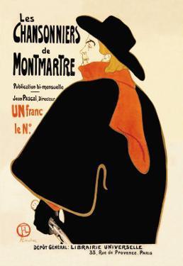 Les Chansonniers de Montmartre by Henri de Toulouse-Lautrec