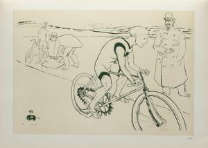 Michael by Henri de Toulouse-Lautrec