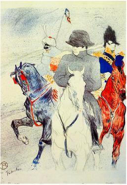 Henri de Toulouse-Lautrec Napoleon 2 Art Print Poster
