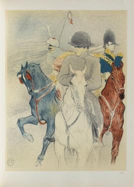 Napoléon by Henri de Toulouse-Lautrec