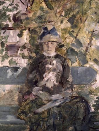 Portrait of Adele Tapie De Celeyra, 1882 by Henri de Toulouse-Lautrec