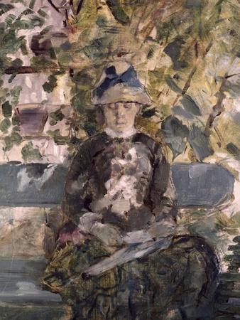 Portrait of Adele Tapie De Celeyra, 1882