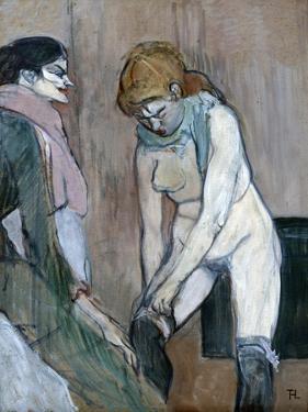 Women of the House, 1894 by Henri de Toulouse-Lautrec