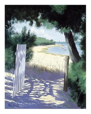 Le Portillion Blanc by Henri Deuil