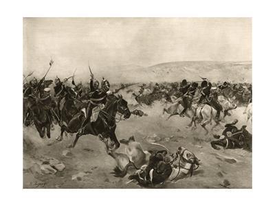 Balaclava, Heavy Brigade