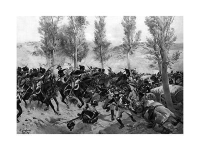 Battle of Vittoria 1813