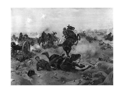 Boer, Battle of Tugela