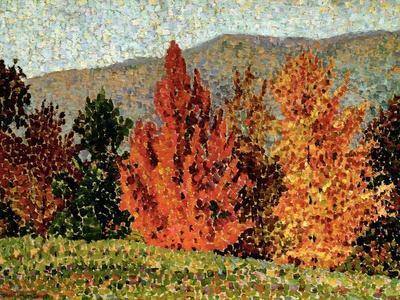 Autumn Landscape, circa 1903