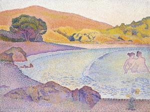 Bathers, C.1892-95 by Henri Edmond Cross