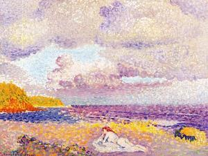 Incoming Storm, 1907-08 by Henri Edmond Cross