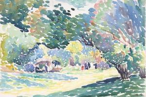 Landscape, c.1904 by Henri-Edmond Cross