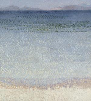 Les îles d'Or, îles d'Hyères (Var) by Henri Edmond Cross