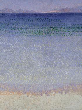 The Iles D'Or (The Iles D'Hyeres, Var), circa 1891-92 by Henri Edmond Cross