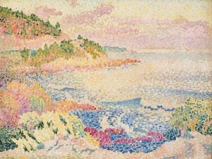 The Maures, c.1906-06 by Henri Edmond Cross