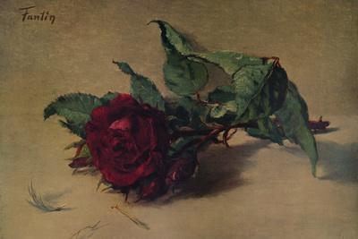 'Red Rose', c1864, (1938)