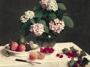 Still Life by Henri Fantin-Latour