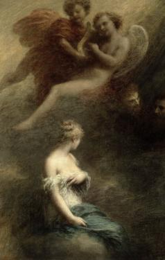The Damnation of Faust, 1888 by Henri Fantin-Latour