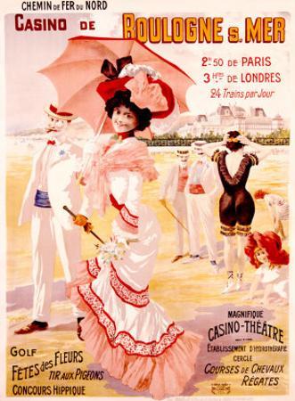 Boulogne s. Mer by Henri Gray