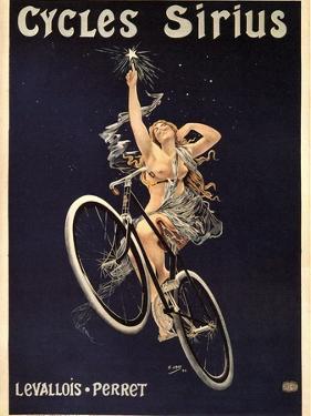Cycles Sirius, 1899 by Henri Gray
