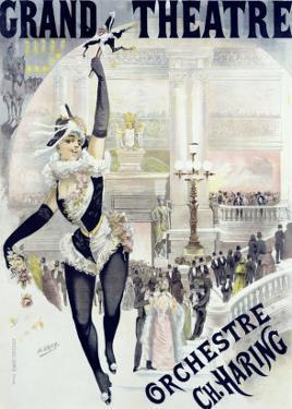 Grand Theatre by Henri Gray