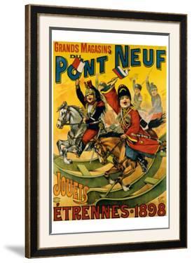 Pont Neuf by Henri Gray