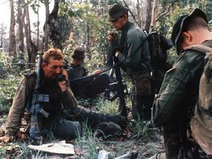 Australians in Vietnam by Henri Huet