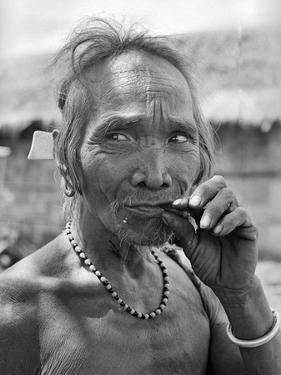 Vietnam War Montagnards by Henri Huet