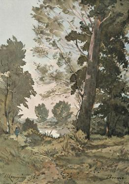 From the Watercolour by Henri Harpignies, C1839-1898, (1898) by Henri-Joseph Harpignies