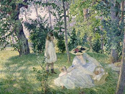 The Picnic, 1903