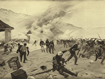 Defence of Rorke's Drift, 1879