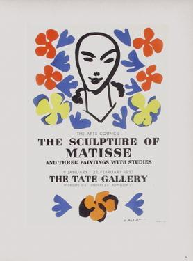 AF 1953 - The Tate Gallery by Henri Matisse