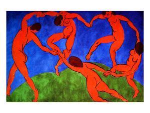Dance, 1910 by Henri Matisse