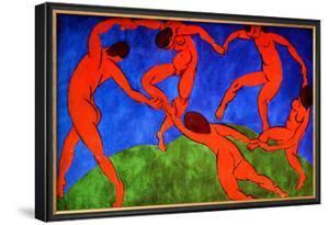 Dance, 1912 by Henri Matisse