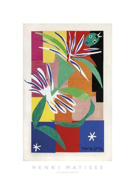 Danseuse Creole by Henri Matisse