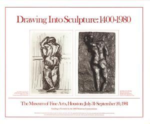 Drawing Into Sculpture: 1400-1980 by Henri Matisse