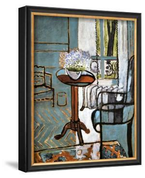 Forget-Me-Nots in the Window by Henri Matisse