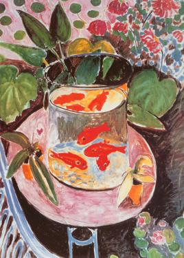 Goldfish by Henri Matisse