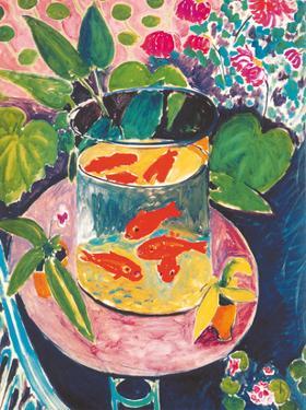 Goldfish by Henri Matisse