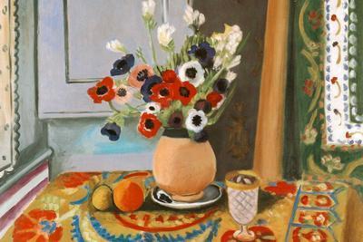 Henri Matisse Les Anemones Flowers