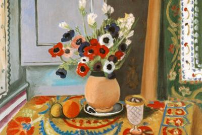 Henri Matisse Les Anemones Flowers by Henri Matisse