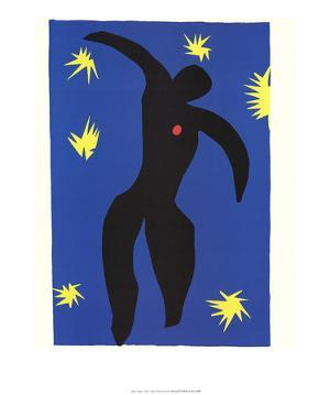 Icarus by Henri Matisse